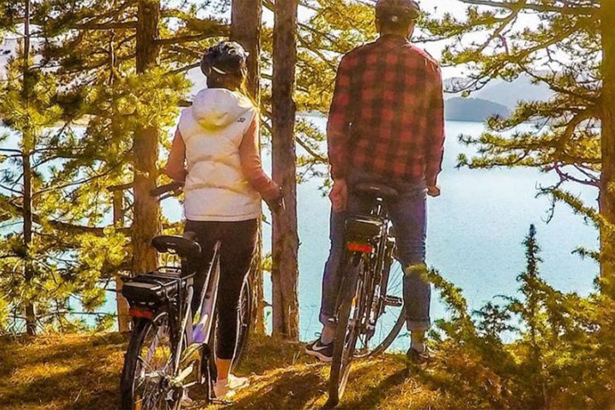 Άρωμα Δρυός - Δραστηριότητες Ποδηλασία