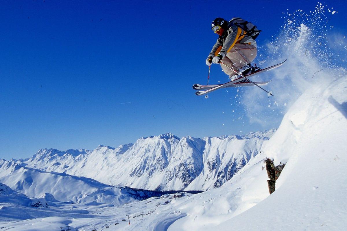 Άρωμα Δρυός - Δραστηριότητες Σκι