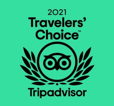 Άρωμα Δρυός - Βραβείο Travelers Choice